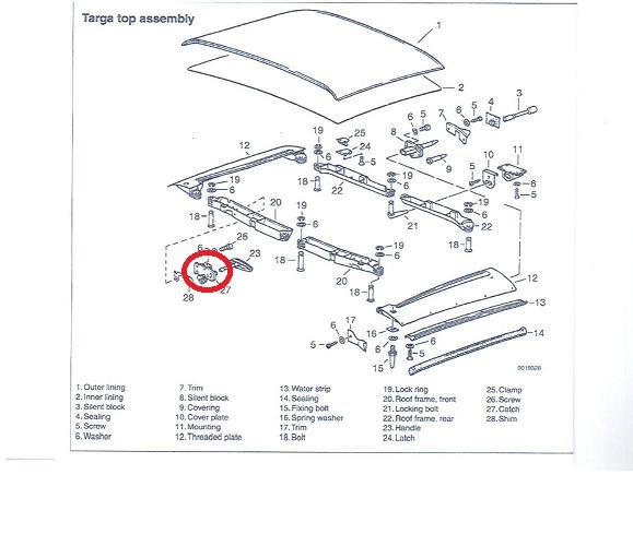 porschemania forum  prime foto e consigli 911 sc targa 3 0