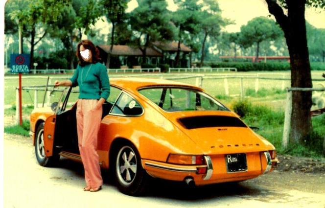 Prospetto PORSCHE 911 colori e l/'arredamento copertura colori 1995 WVK 14251096