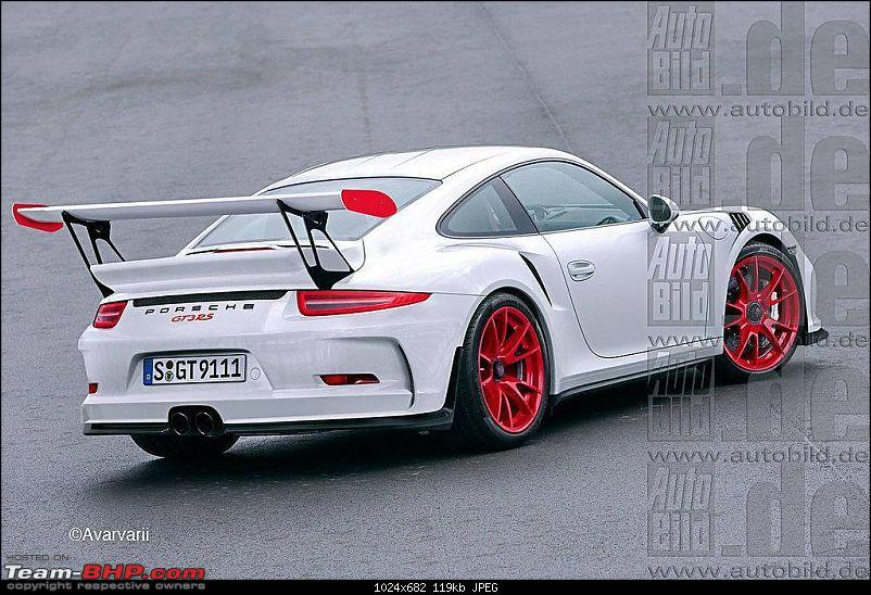 porschemania forum nuova 991 gt3 rs. Black Bedroom Furniture Sets. Home Design Ideas