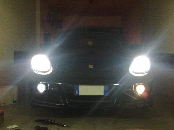 Lampadina Luci Di Posizione : Porschemania forum: luci led per luci di posizione anteriore