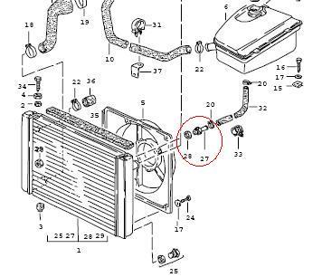 Perdita acqua dalla vaschetta del radiatore infissi del - Cattivo odore bagno tubo di sfiato ...